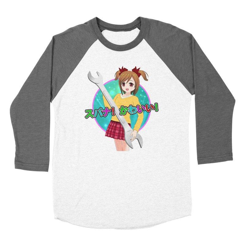Spanner! Kawaii! Women's Longsleeve T-Shirt by The Rake & Herald Online Clag Emporium