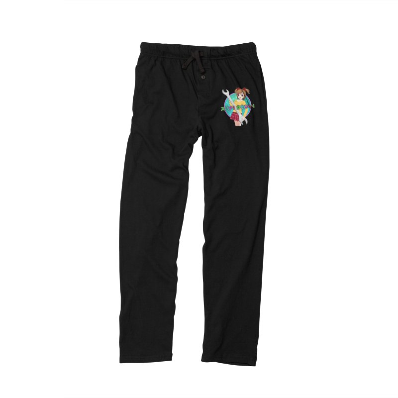 Spanner! Kawaii! Men's Lounge Pants by The Rake & Herald Online Clag Emporium