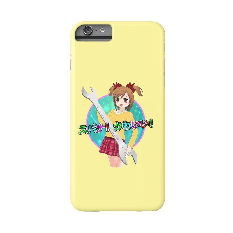 Spanner! Kawaii! Accessories Phone Case by The Rake & Herald Online Clag Emporium