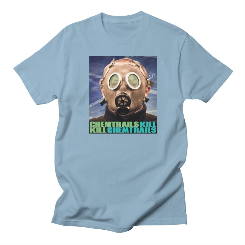 Chemtrails Kill Men's Regular T-Shirt by The Rake & Herald Online Clag Emporium