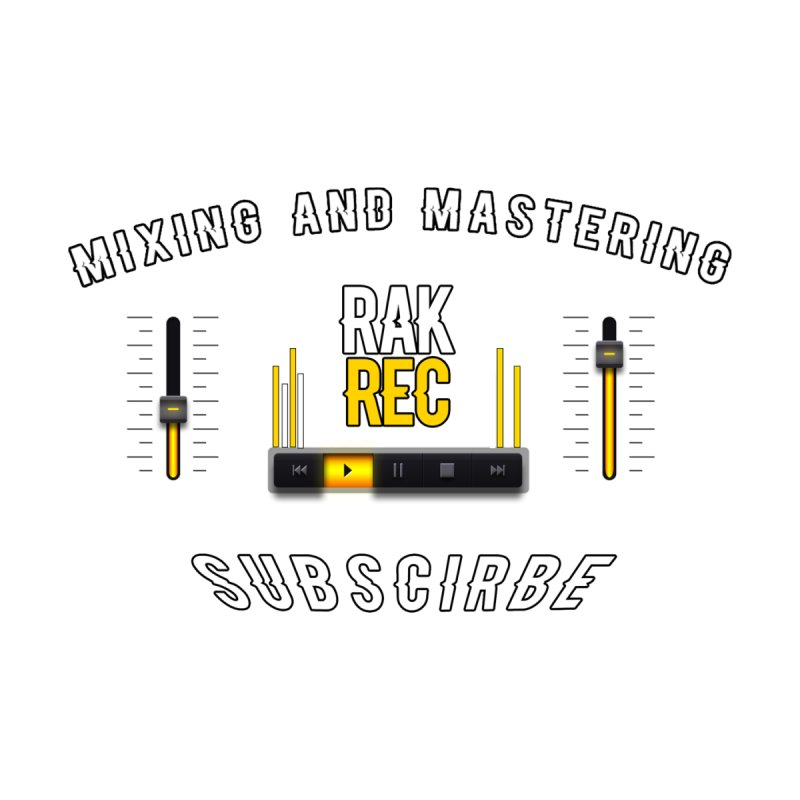 RAK RECORDINGS BANNER LOGO by RAK Recordings