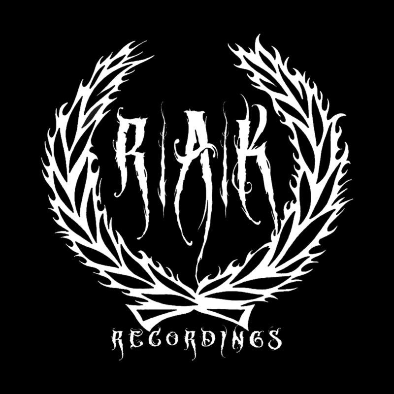RAK RECORDINGS LOGO WHITE by RAK Recordings
