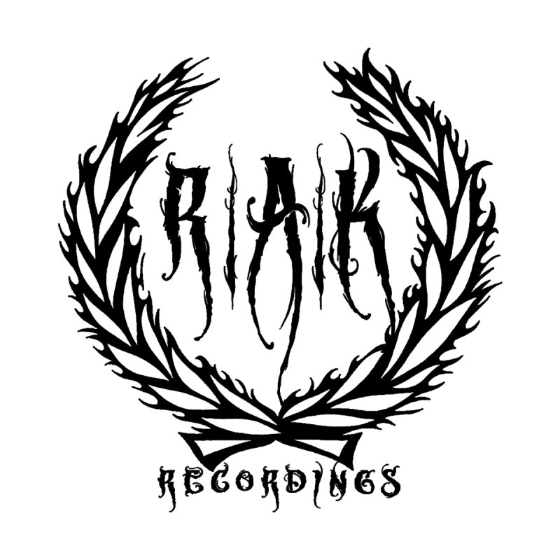 RAK RECORDINGS LOGO BLACK by RAK Recordings