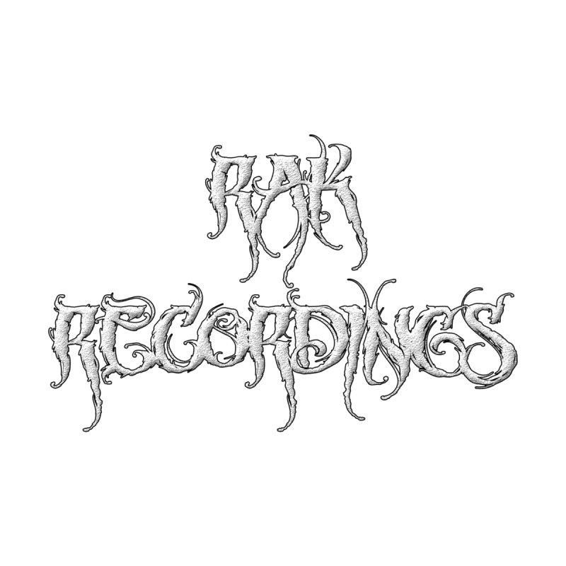 RAK RECORDINGS FONT WHITE by RAK Recordings