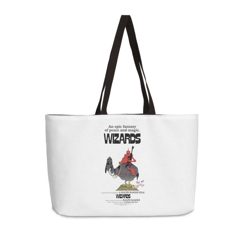 Wizards by Ralph Bakshi Accessories Bag by Ralph Bakshi Studios
