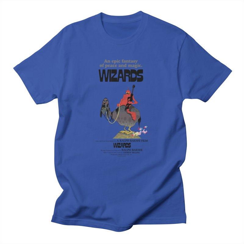 Wizards by Ralph Bakshi Men's T-Shirt by Ralph Bakshi Studios