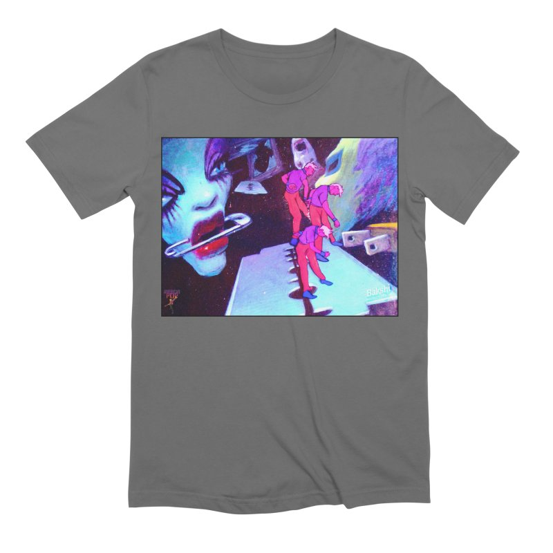 American Pop - Sex Pistols Men's T-Shirt by Ralph Bakshi Studios