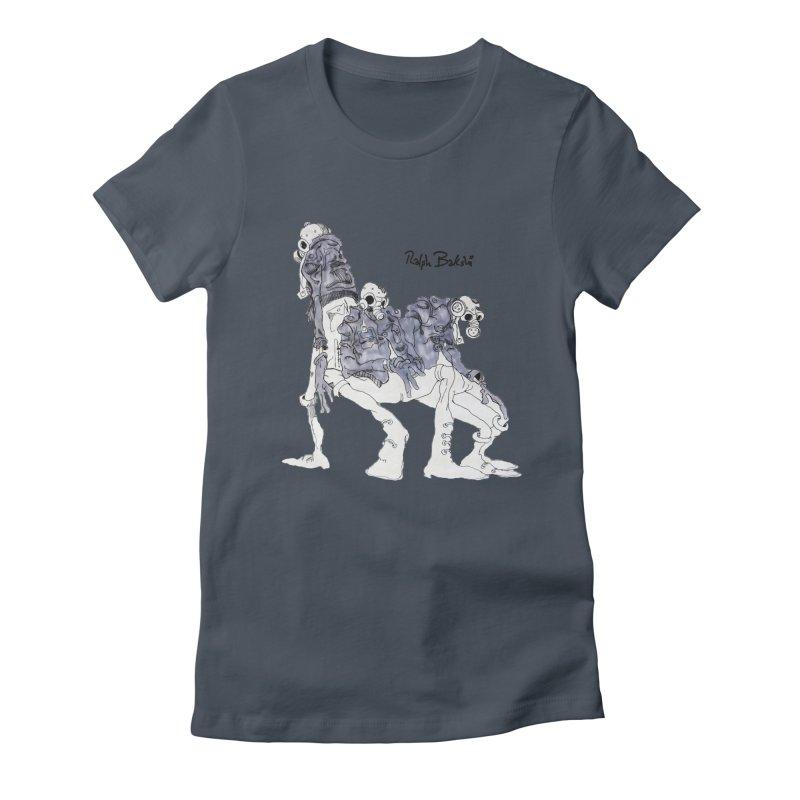 Bakshi Soldiers Women's T-Shirt by Ralph Bakshi Studios