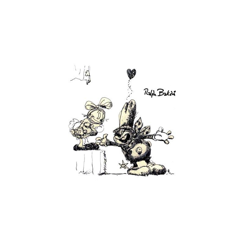 Doodle Crush - Ralph Bakshi Archive Men's T-Shirt by Ralph Bakshi Studios
