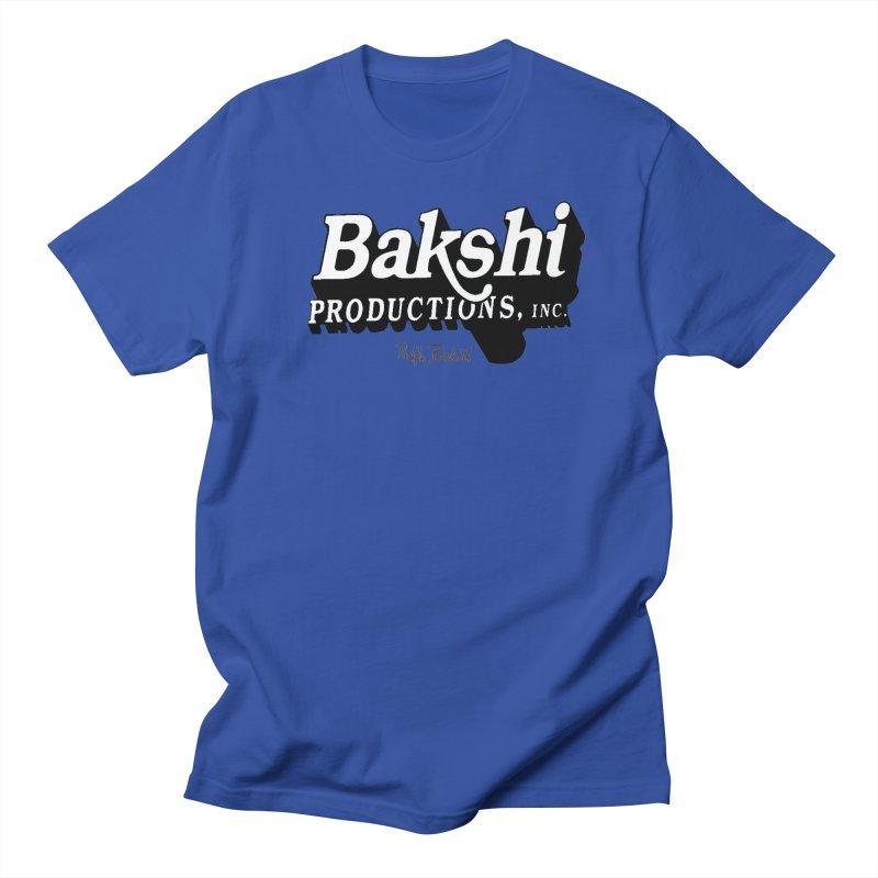 Bakshi Productions Men's T-Shirt by Ralph Bakshi Studios