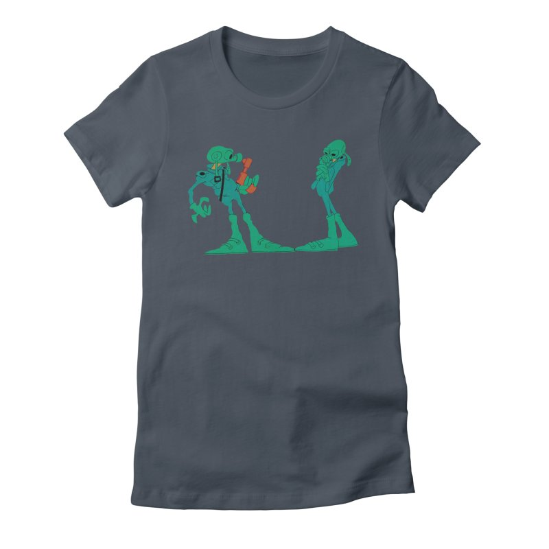 Blackwolf's Soldiers  from Wizards Women's T-Shirt by Ralph Bakshi Studios