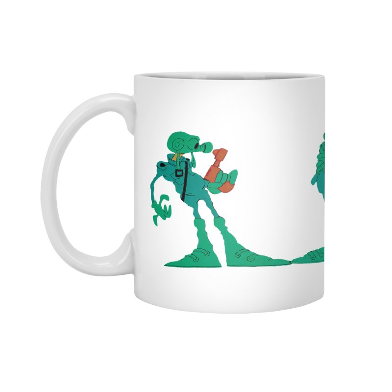Blackwolf's Soldiers  from Wizards Accessories Mug by Ralph Bakshi Studios