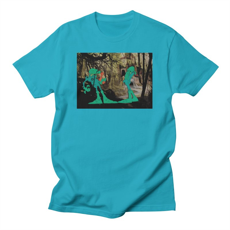 Blackwolf's Soldier's from WIZARDS Men's T-Shirt by Ralph Bakshi Studios