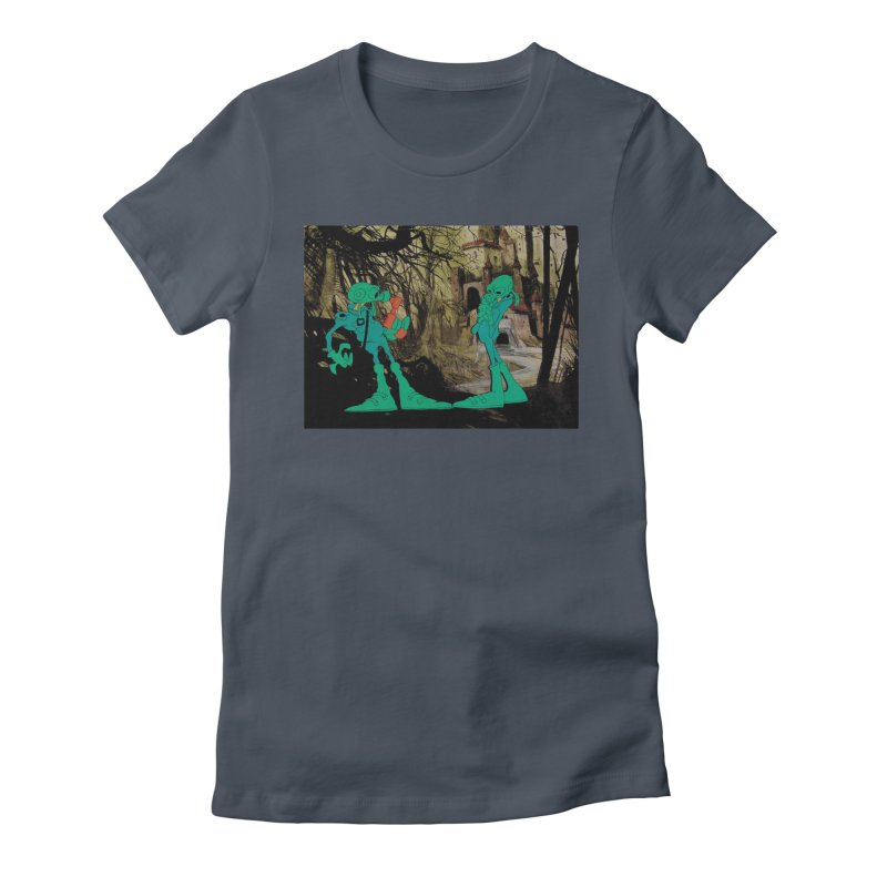 Blackwolf's Soldier's from WIZARDS Women's T-Shirt by Ralph Bakshi Studios