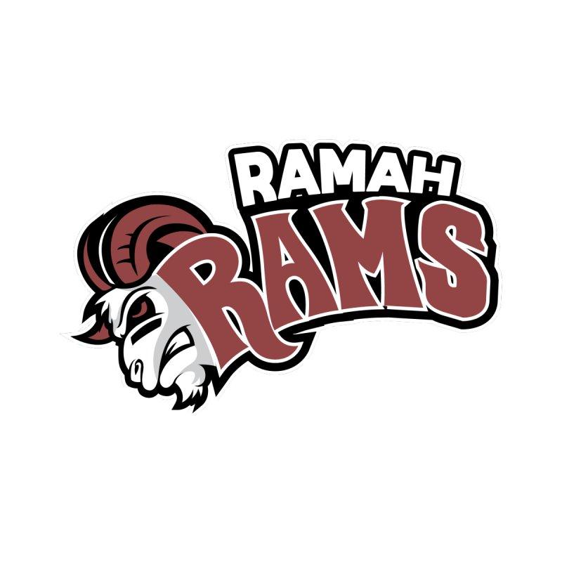 Ramah Rams Classic Summer Gear by Ramah Rams Sports Gear