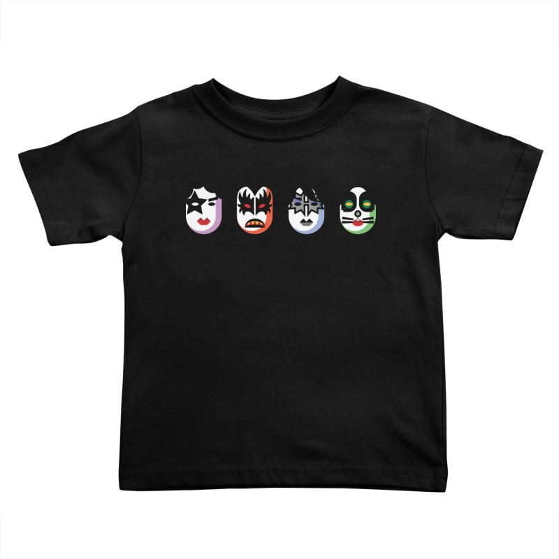 Black Diamond Kids Toddler T-Shirt by Ramon Olivera Illustration Shop