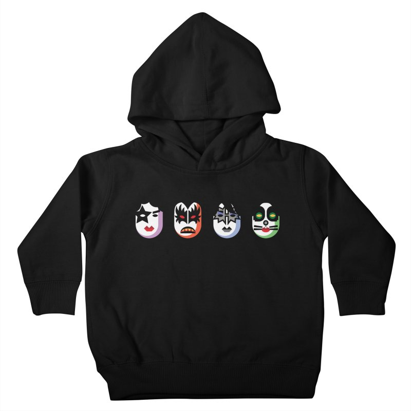 Black Diamond Kids Toddler Pullover Hoody by Ramon Olivera Illustration Shop