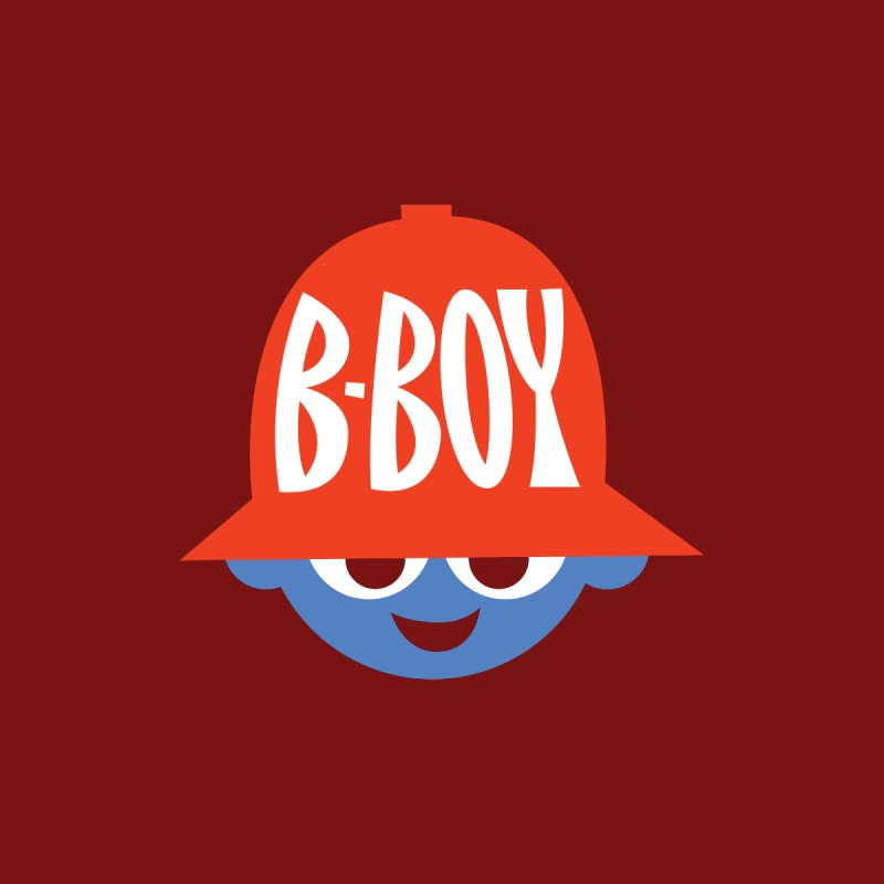 B-Boy Men's T-Shirt by Ramon Olivera Illustration Shop