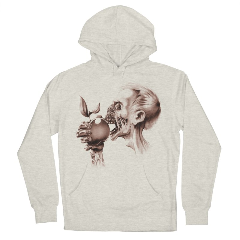 Vegetarian Zombie Men's Pullover Hoody by ramos's Artist Shop