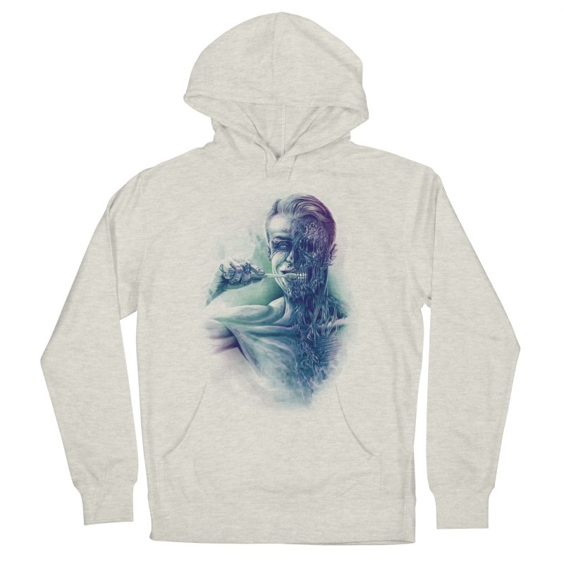 Hygienic Zombie Men's Pullover Hoody by ramos's Artist Shop