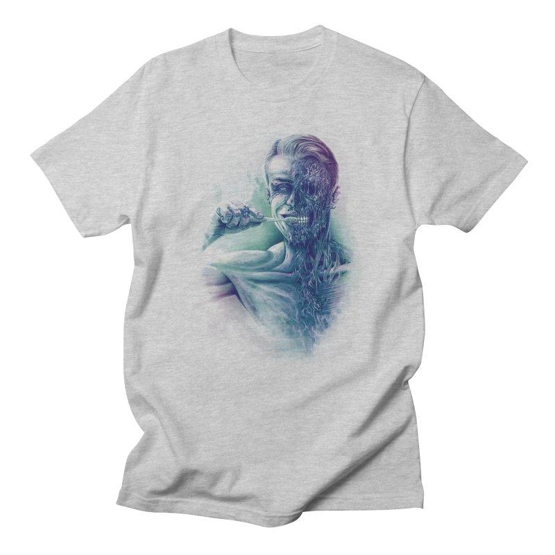 Hygienic Zombie Men's T-Shirt by ramos's Artist Shop