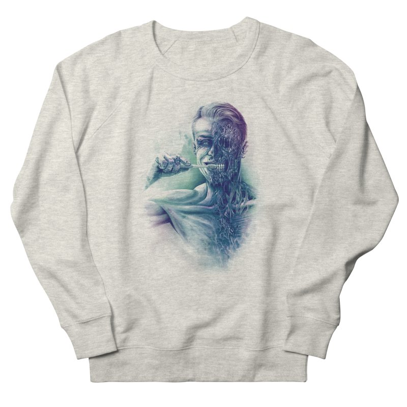 Hygienic Zombie Men's Sweatshirt by ramos's Artist Shop
