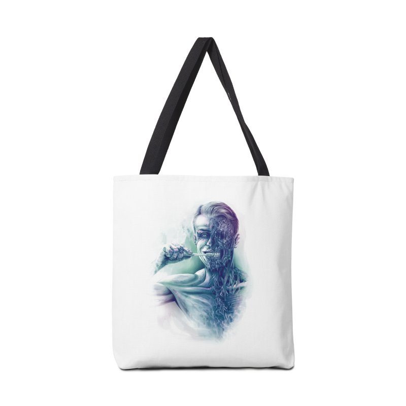 Hygienic Zombie Accessories Bag by ramos's Artist Shop