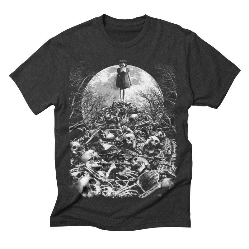 Mountain of Bones   by ramos's Artist Shop