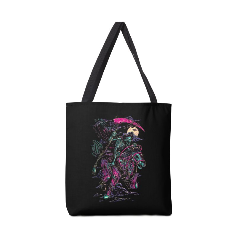 Death Rider Accessories Bag by ramos's Artist Shop