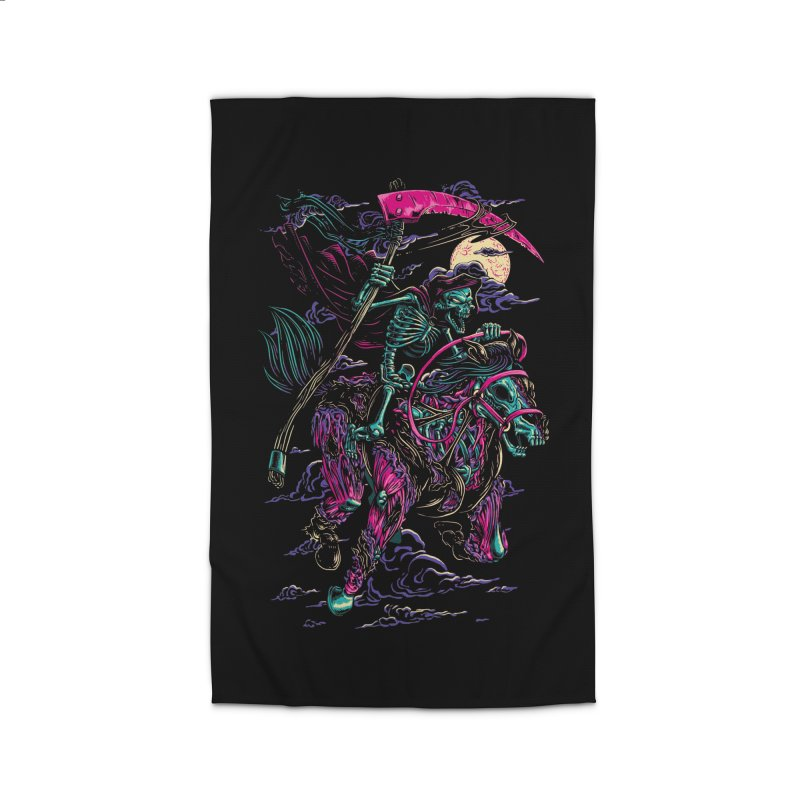 Death Rider Home Rug by ramos's Artist Shop
