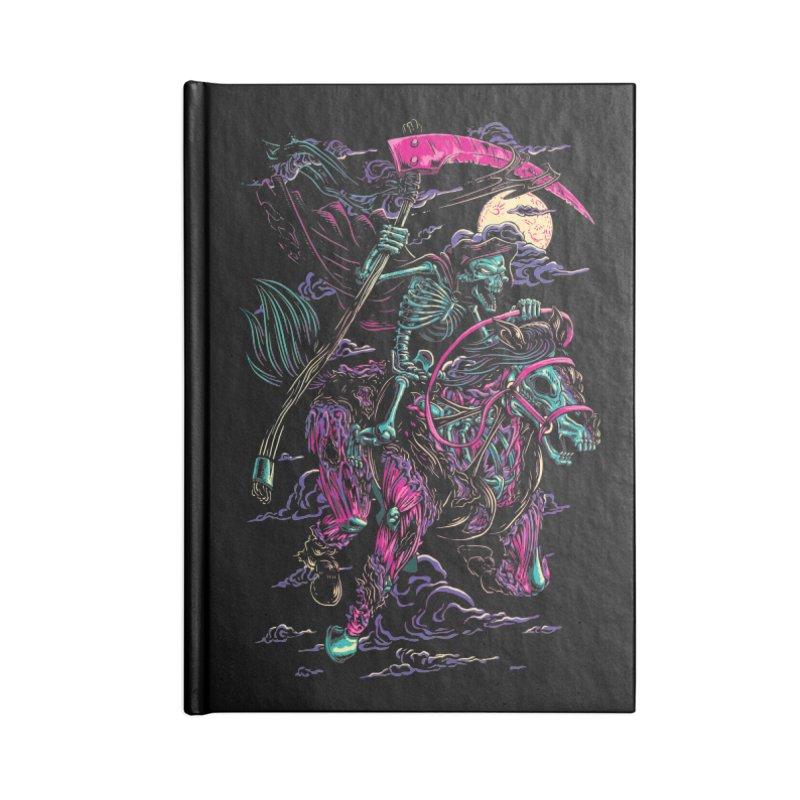 Death Rider Accessories Notebook by ramos's Artist Shop