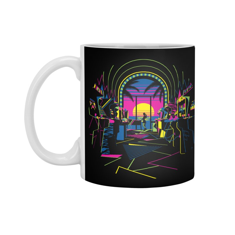 Play All Night Accessories Mug by ramos's Artist Shop