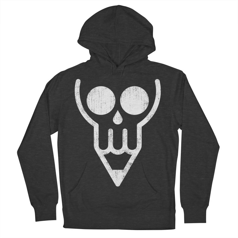 Skull & Pencil Women's Pullover Hoody by ramos's Artist Shop