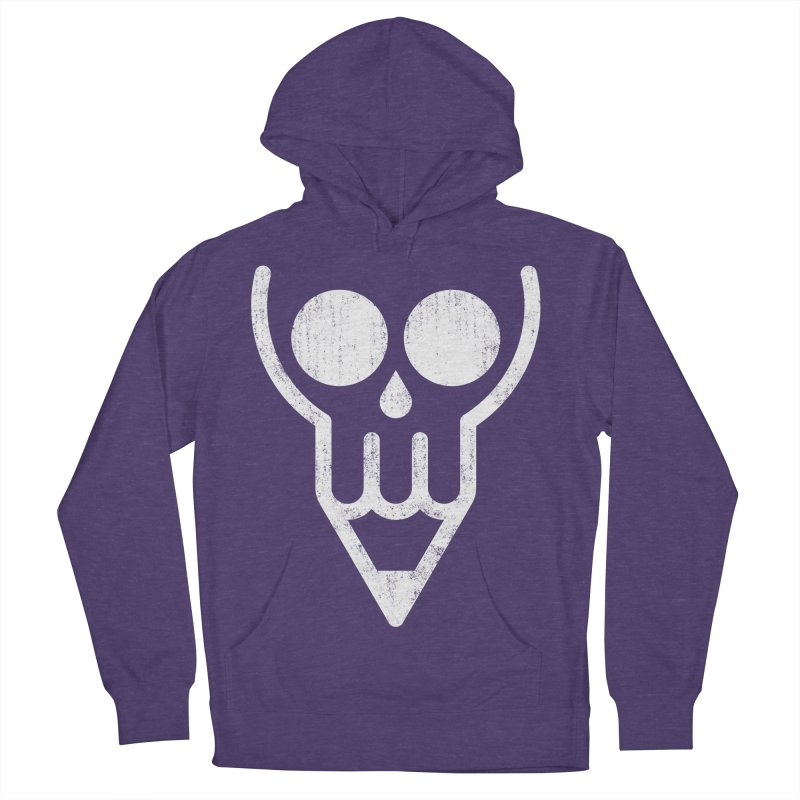 Skull & Pencil Men's Pullover Hoody by ramos's Artist Shop