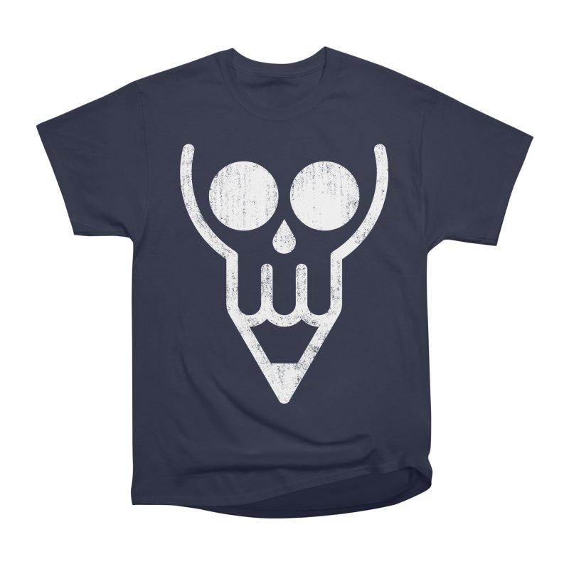 Skull & Pencil Women's Classic Unisex T-Shirt by ramos's Artist Shop