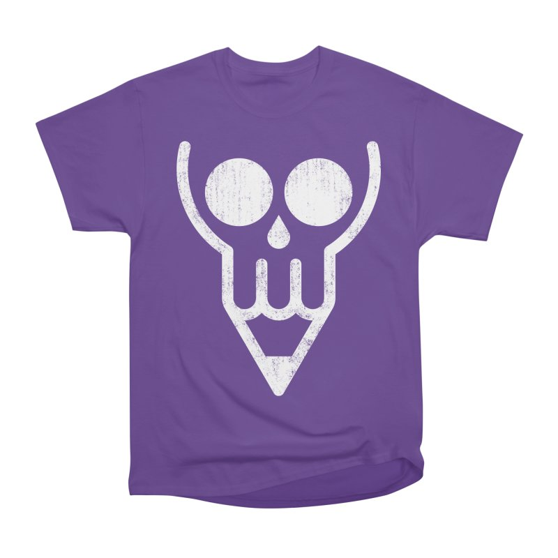 Skull & Pencil Women's Classic Unisex T-Shirt by ramos's Artist Shop