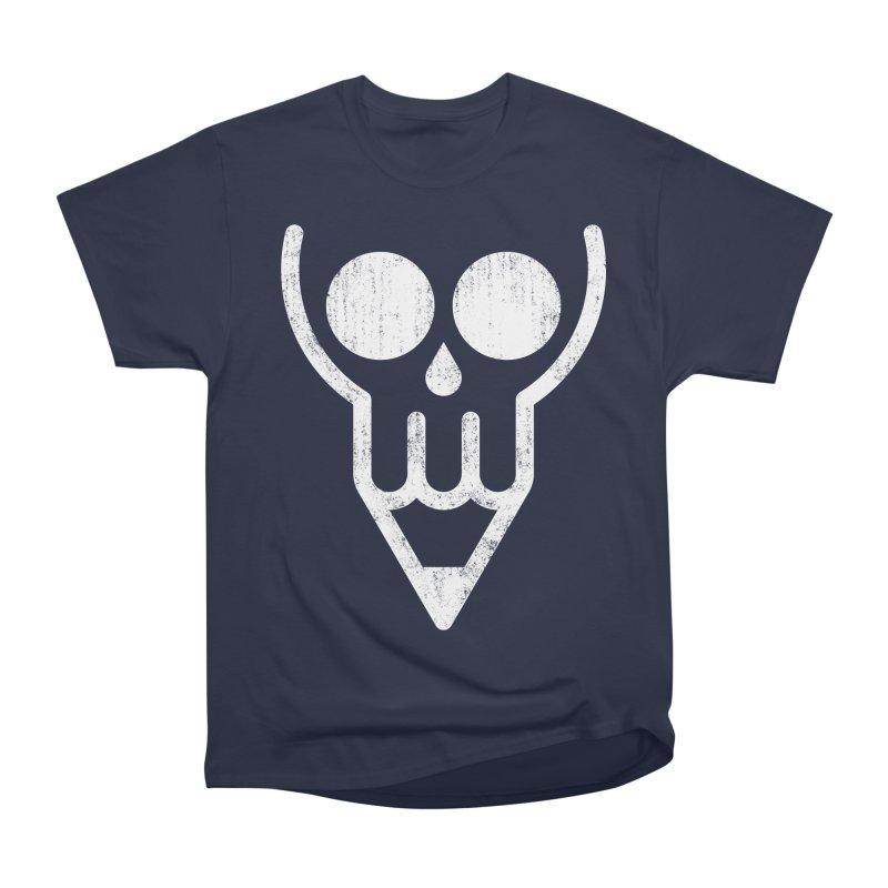 Skull & Pencil Men's Classic T-Shirt by ramos's Artist Shop
