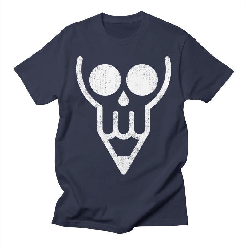 Skull & Pencil Women's Unisex T-Shirt by ramos's Artist Shop