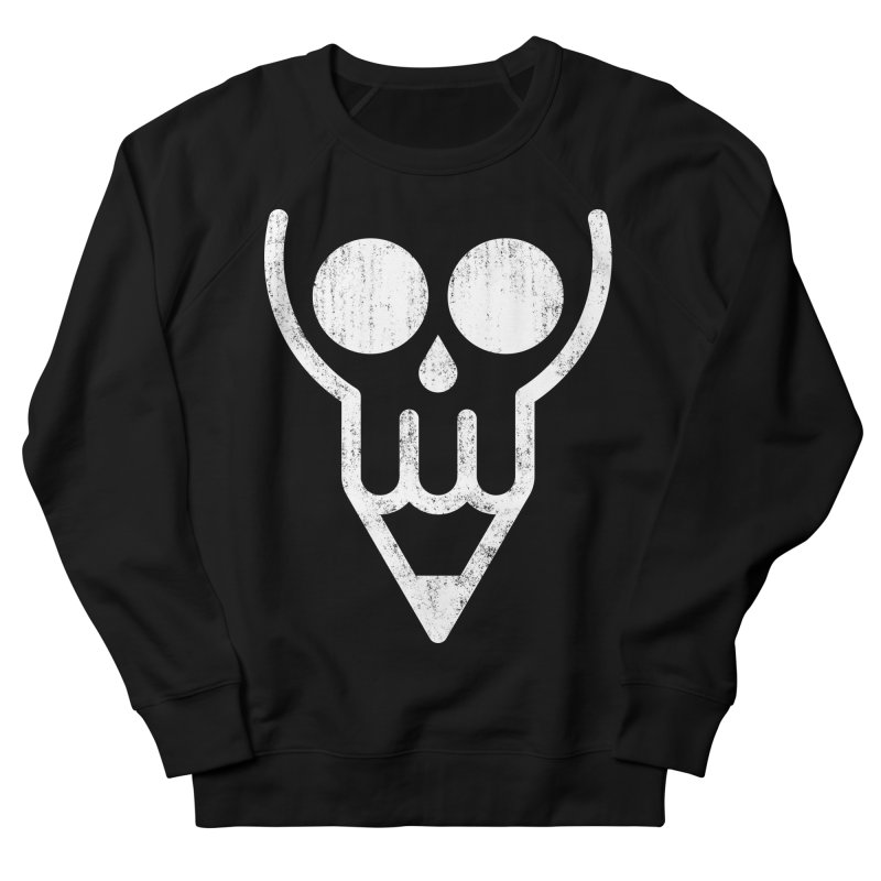 Skull & Pencil Men's Sweatshirt by ramos's Artist Shop