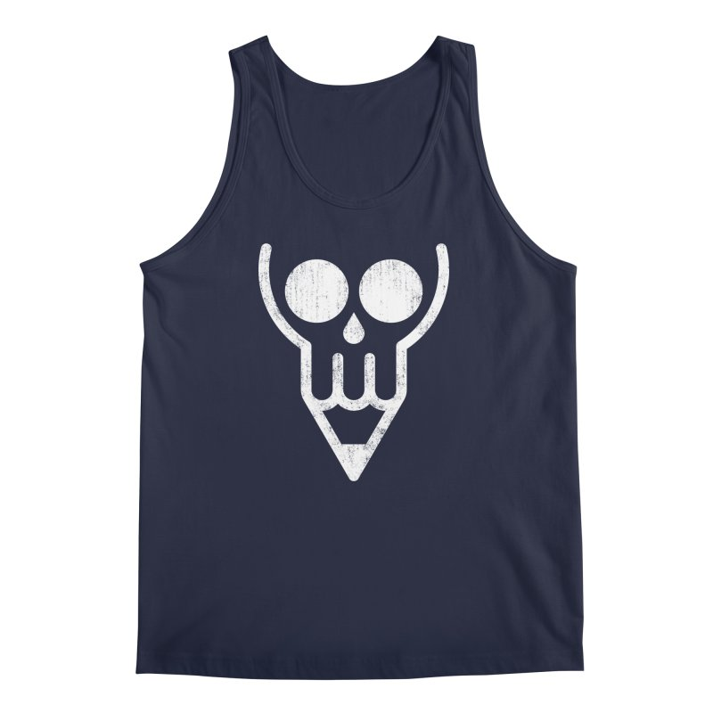 Skull & Pencil Men's Tank by ramos's Artist Shop