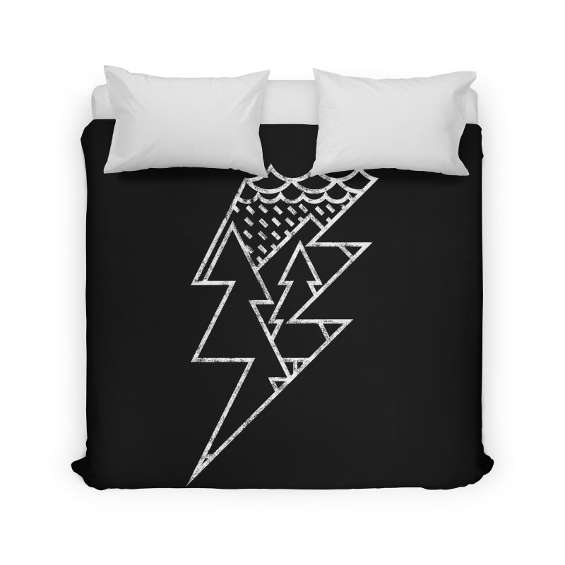 Storm in the forest Home Duvet by ramos's Artist Shop