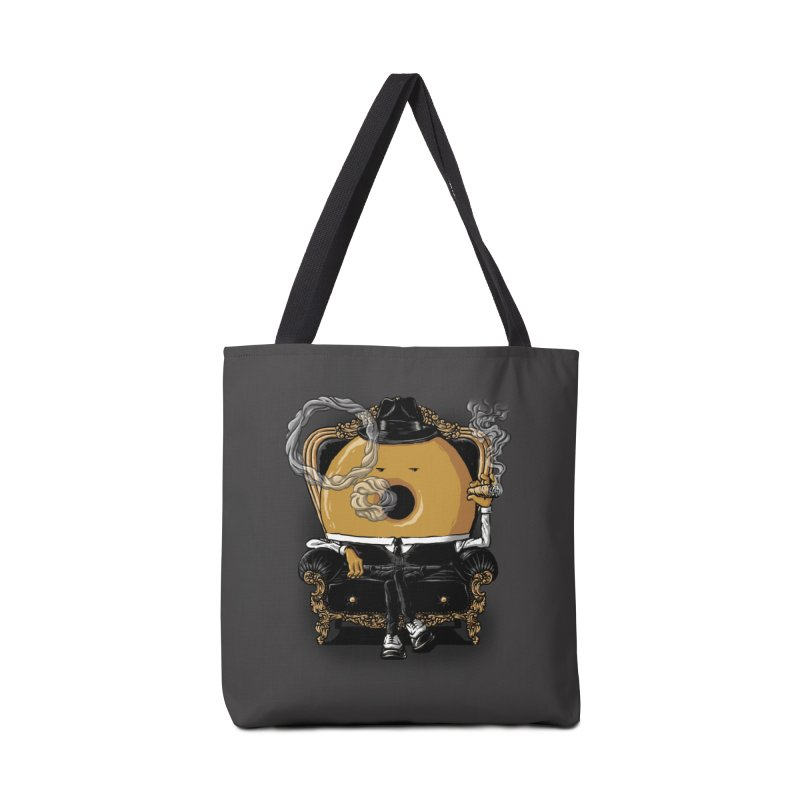 Gangster Donut Accessories Bag by ramos's Artist Shop
