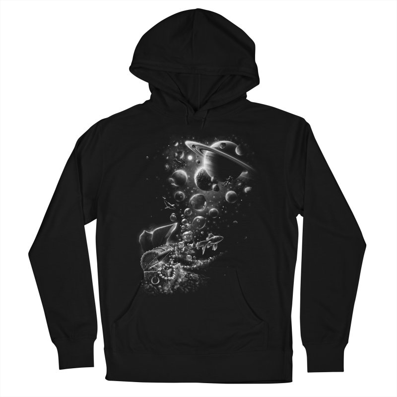 Aquarium Chest Women's Pullover Hoody by ramos's Artist Shop