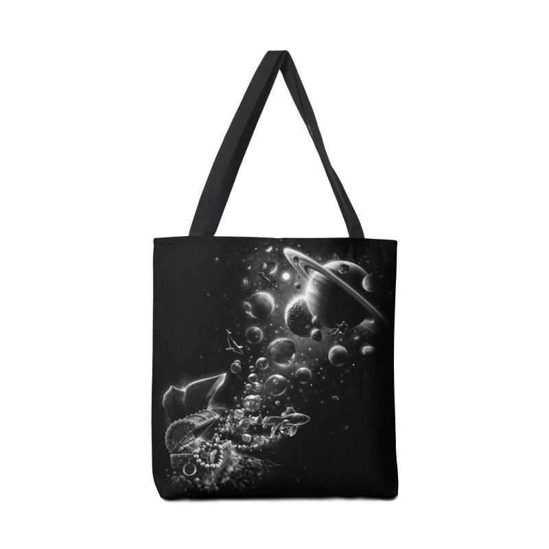Aquarium Chest Accessories Bag by ramos's Artist Shop
