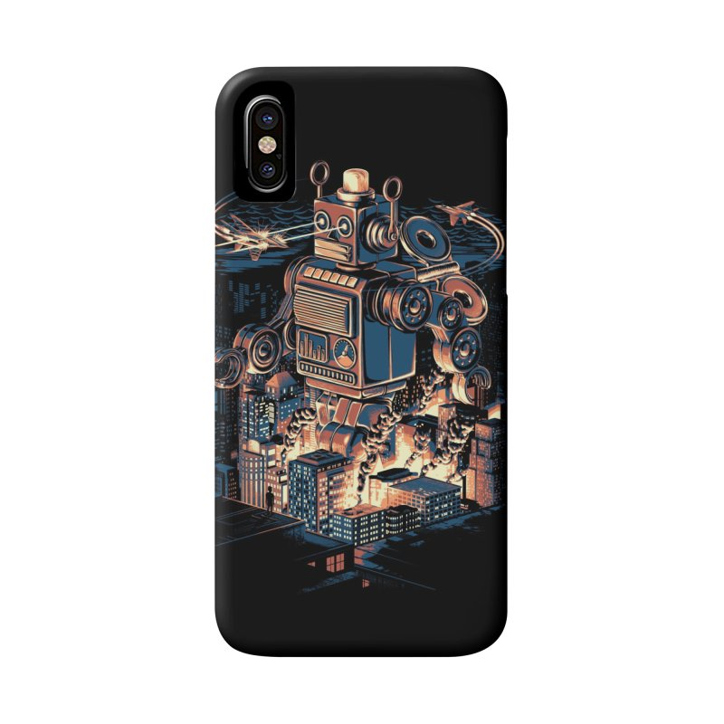 Night of the Toy Accessories Phone Case by ramos's Artist Shop