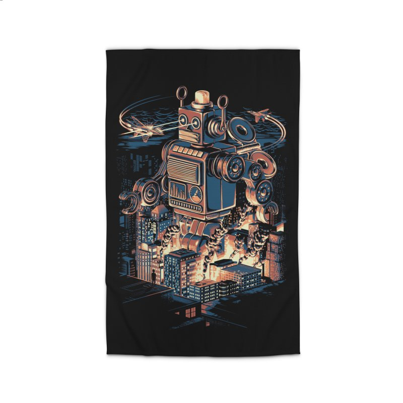 Night of the Toy Home Rug by ramos's Artist Shop