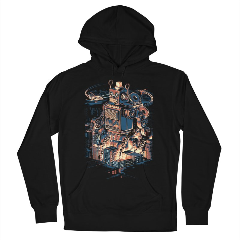 Night of the Toy Men's Pullover Hoody by ramos's Artist Shop