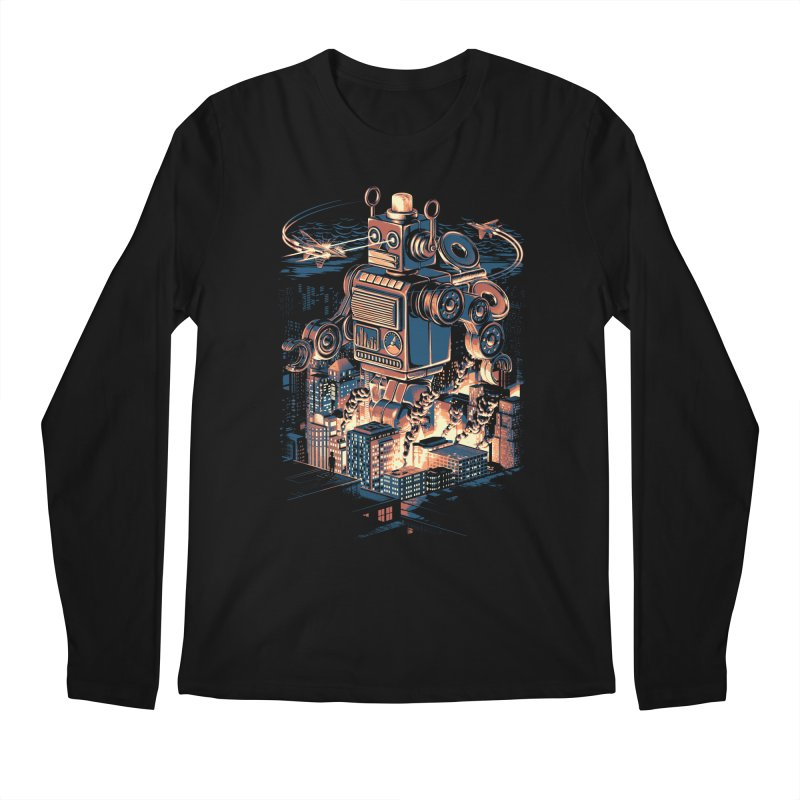 Night of the Toy Men's Regular Longsleeve T-Shirt by ramos's Artist Shop