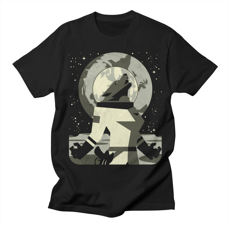 Werewolf in the Moon   by ramos's Artist Shop