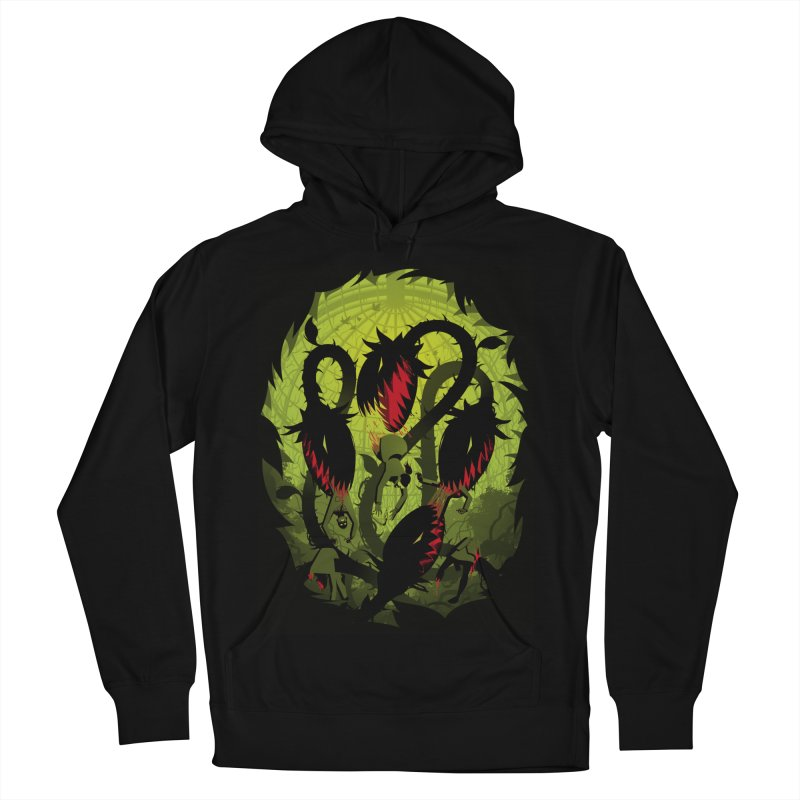 Panic in the Botanic Garden Men's Pullover Hoody by ramos's Artist Shop